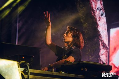 Nina Kraviz smashing an epic set
